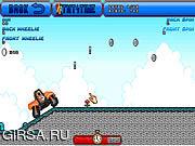 Флеш игра онлайн Orange Motorbike Racing