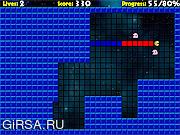 Флеш игра онлайн Пак-Ксон / Pac-Xon