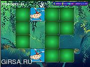 Флеш игра онлайн Пара Mania – Мультфильм Существа 4 / Pair Mania – Cartoon Creatures 4
