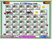 Флеш игра онлайн Подбери пару - Велосипеды / Pair Up Bikes