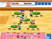 Флеш игра онлайн Мистер Панда в ресторане / Panda Restaurant Cool