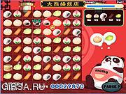 Флеш игра онлайн Еда панды / Panda Food