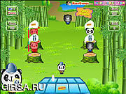Флеш игра онлайн Ресторан панды / Panda Restaurant