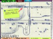 Флеш игра онлайн Paper Train Full Version