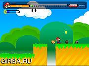 Флеш игра онлайн Мир Марио