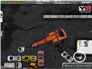 Флеш игра онлайн Park in the Punkyard
