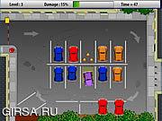Флеш игра онлайн Парковка Совершенство 4 / Parking Perfection 4