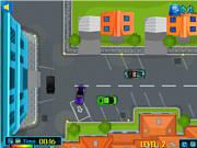 Флеш игра онлайн Аккуратная парковка / Parking in the hood
