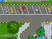 Флеш игра онлайн Парковка Mania / Parking Mania