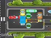Флеш игра онлайн Парковка Паника / Parking Panic