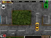 Флеш игра онлайн Место для парковки / Parking Spot