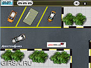 Флеш игра онлайн Парковка 2