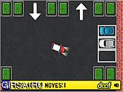 Флеш игра онлайн Парковка С Ума / Parking Mad