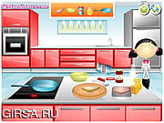 Флеш игра онлайн Chicken Parmesan