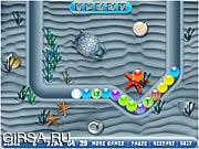 Флеш игра онлайн Подбери пару - Жемчуга / Pearls Chain