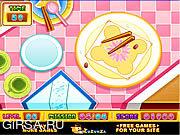 Флеш игра онлайн Peas Chopsticks