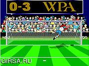 Флеш игра онлайн Penalty Shootout