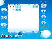 Флеш игра онлайн Веселые пингвины