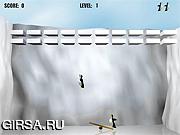 Флеш игра онлайн Penguinoids