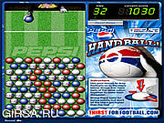 Флеш игра онлайн Пепси Гандбол / Pepsi Handball