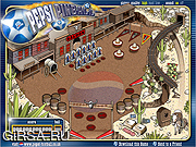 Флеш игра онлайн Pinball Пепси