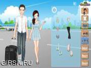 Флеш игра онлайн Весенние каникулы / Perfect Spring Vacation