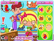 Флеш игра онлайн Магазин с животными / Pet Store Slacking