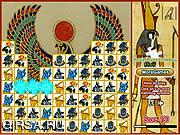 Флеш игра онлайн Clix фараона