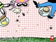 Флеш игра онлайн Пикник снять