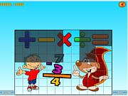 Флеш игра онлайн PicTrix Math