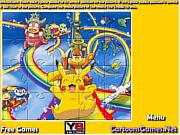 Флеш игра онлайн Мозайка Пикачу