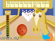 Флеш игра онлайн Приключения Пилар - гром и молния / Pilar's Adventure - Thunder and Lightning