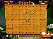 Флеш игра онлайн Трубе 3 / Pipe It 3