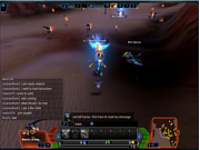 Флеш игра онлайн Пират Галактики / Pirate Galaxy