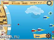 Флеш игра онлайн Пиратский Взрыв / Pirate Blast