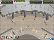 Флеш игра онлайн Park My Plane