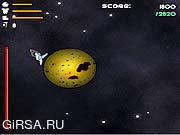 Флеш игра онлайн Планета Хоппер / Planet Hopper