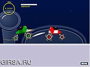 Флеш игра онлайн Гонщик планеты