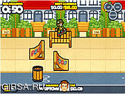 Флеш игра онлайн Паника Pogo / Pogo Panic