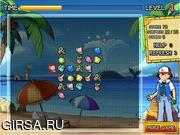 Флеш игра онлайн Покемон сумасшедшая история / pokemon crazy story link