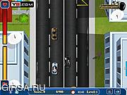 Флеш игра онлайн Police Academy Rush