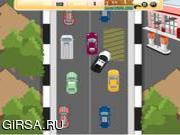Игра Police Driving Obstacle Course Game