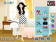 Флеш игра онлайн Стиль Горошек / Polka Dots Style