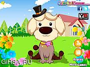 Флеш игра онлайн Перестройка соревнования пуделя / Poodle Contest Makeover