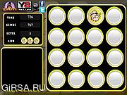 Флеш игра онлайн Плитки. Морячок Папай / Popeye Memory Tiles
