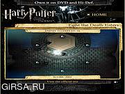 Флеш игра онлайн Гарри Поттер - воюйте едоков смерти
