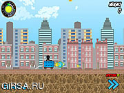 Флеш игра онлайн Гонщики 4 / Potty Racers 4