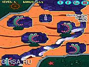 Флеш игра онлайн Рыбы в беде