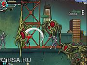 Флеш игра онлайн Могучие Рейнджеры Супер Наследие Фактор