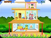 Флеш игра онлайн Довольная Домохозяйка